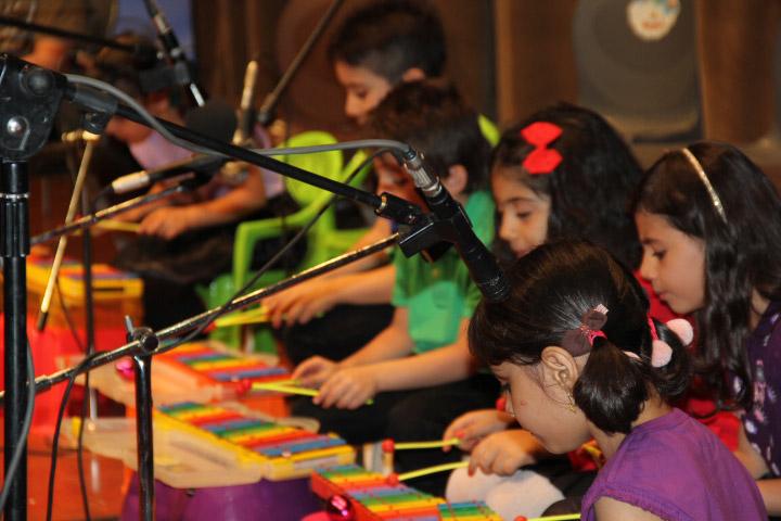 بهترین آموزشگاه موسیقی کودک